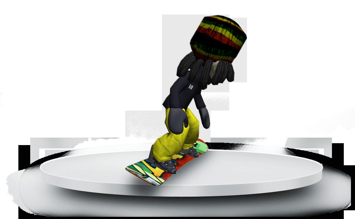 snowboard model